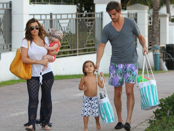 Kourtney Kardashian and Scott Disick's Son Taking Therapy?