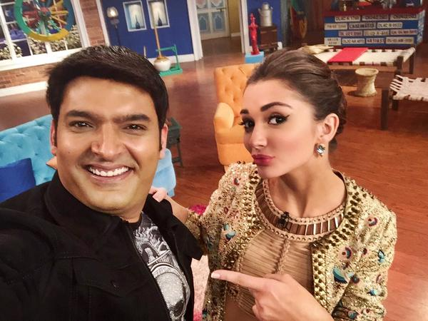 Selfie With Kapil
