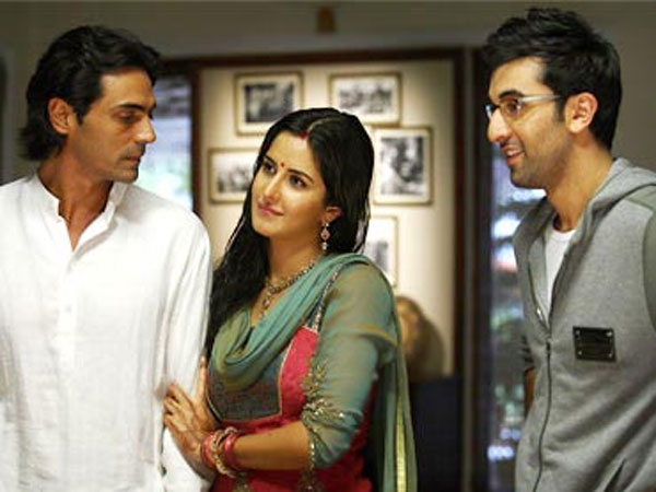 On The Sets Of Rajneeti