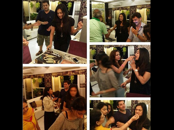 Shweta's Birthday Party