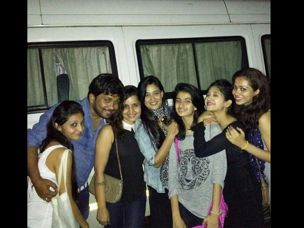 Shweta's Surprise Trip On B'Day