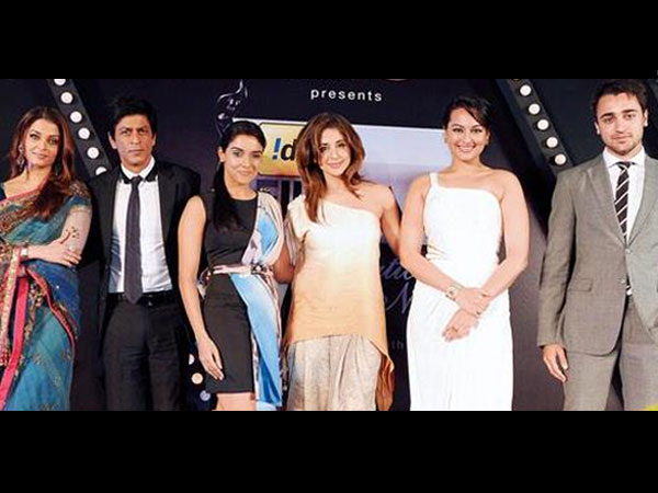 Aishwarya-Urmila With Other Celebs