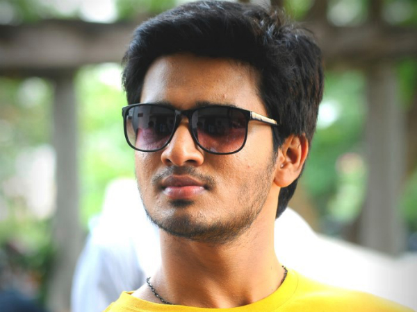 nikhil-siddhartha-shoots-commercial-for-yes-mart
