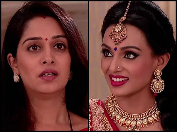 Sasural Simar Ka: Indrawati Was Simar's Sister In Previous Birth?