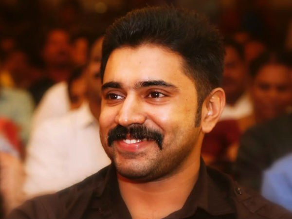 Nivin Pauly's Special Training For Action Hero Biju