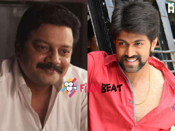 FLASH NEWS: Dialogue King Saikumar Turns Yash's Father In Untitled Next!