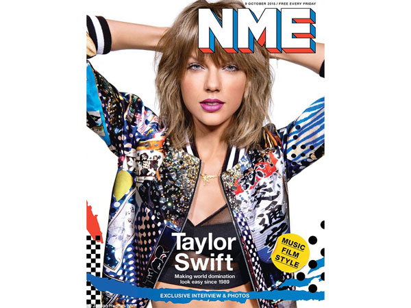 Taylor Swift Talks About Kanye West, Nicki Minaj Feud & More With NME