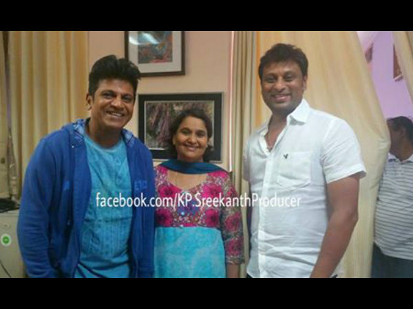Shivarajkumar Is Back Home