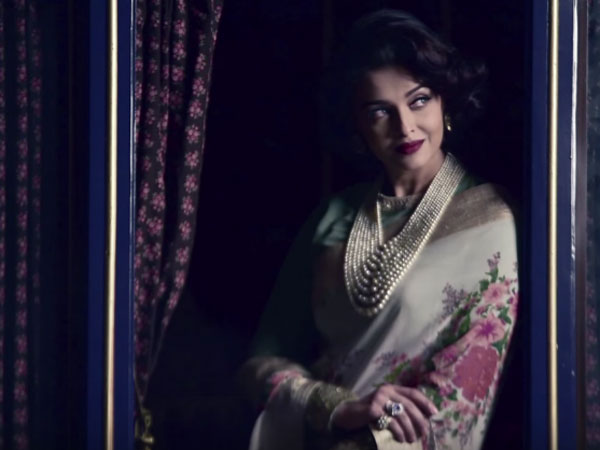 Aishwarya's Royal Look