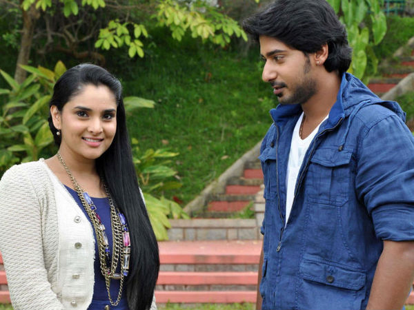 Ramya And Prajwal Devaraj