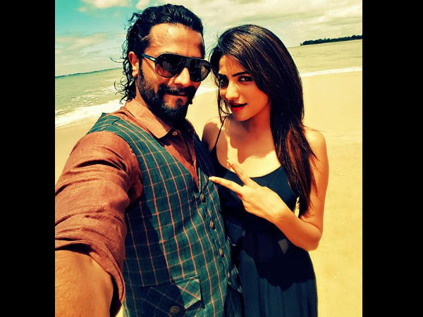 SriMurali And Rachita Ram