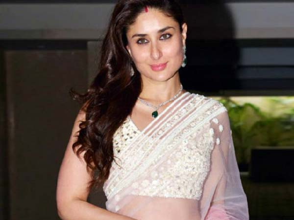 Actor Kareena