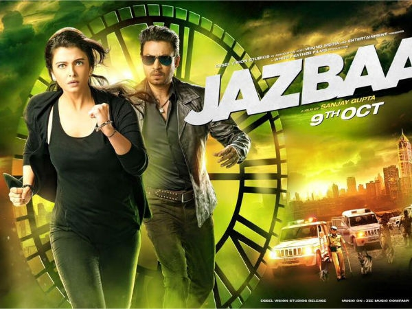 Jazbaa Movie Review: Irrfan Outshines Aishwarya In This Gripping Thriller