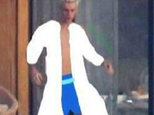 Robe and Trunks