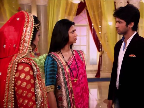 Lakshya Sends Swara-Sanskar To Honeymoon!