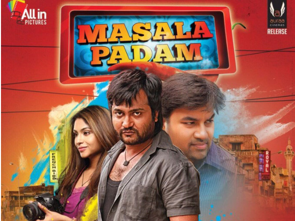 Masala Padam Movie Review & Rating: A Peculiar Commercial Flick!