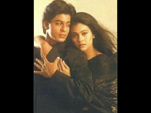 Shahrukh Khan And Kajol Kuch Kuch Hota Hai