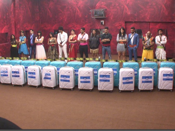 Bigg Boss 9 Double Trouble Day 1: One Contestant In Each Pair To Lose Luggage!