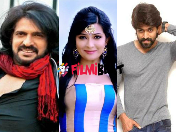 Unavailability Of Dates; Will Radhika Pandit Accept Upendra And Reject Yash?
