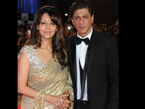 Gauri Khan And SRK