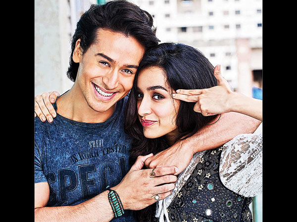 Gearing Up For Baaghi