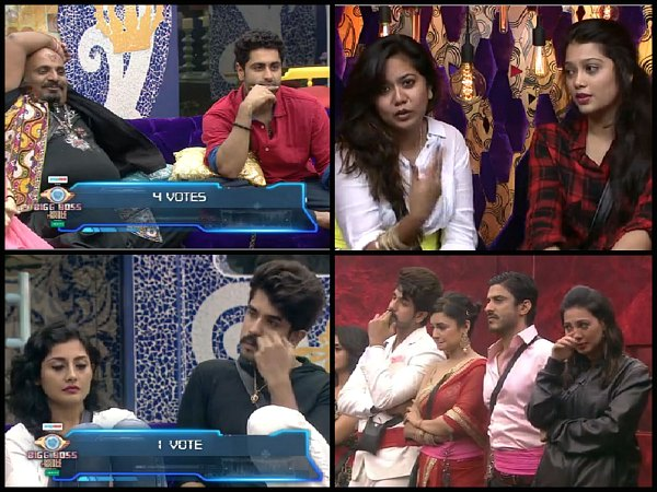 Bigg Boss 9 First Nominations