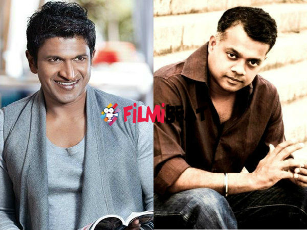CONFIRMED: Puneeth Rajkumar To Star In Gautham Menon's Multilingual