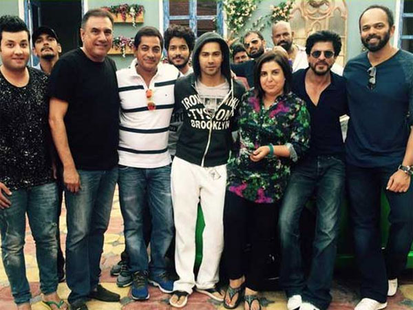 Dilwale Group Picture