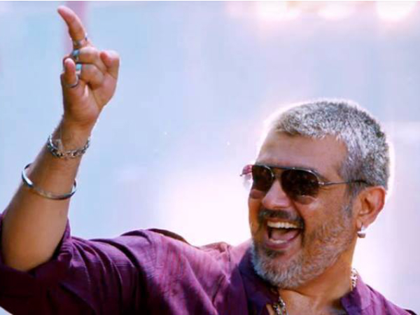 Thala At His Best