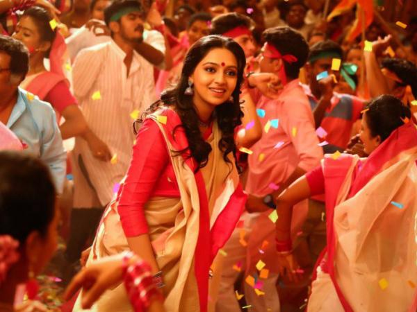 Stylish tamilachi sung by