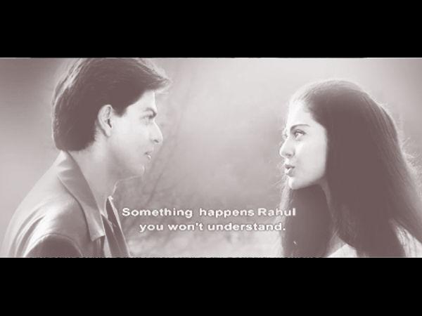 Shahrukh Khan Nostalgic Kkhh Shahrukh Khan Kuch Kuch Hota Hai