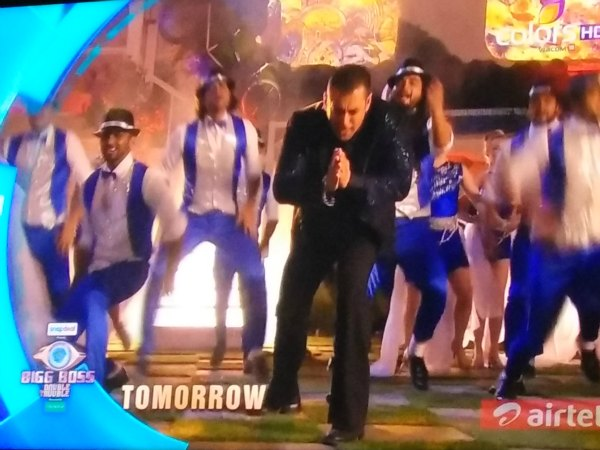 Salman Dances