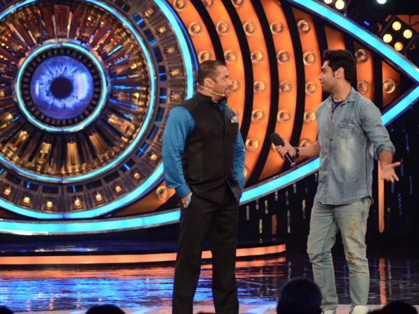 Bigg Boss 9 Elimination: Ankit Gera's Tryst With Double Trouble Comes To An End!