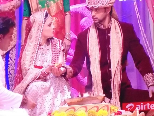 Ishveer Marriage