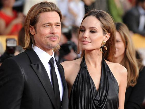 Angelina Brad Pitt Marriage Issues