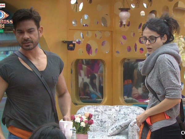 Bigg Boss 9 Double Trouble: Keith And Mandana To Fight!