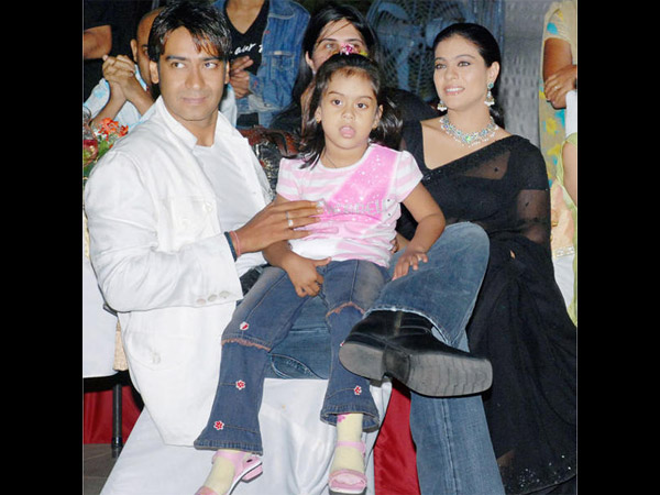 Right! good Ajay devgan with wife sex