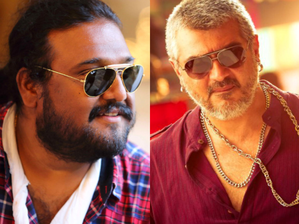 Ajith Has Done A Never Tried Before Role: Director Siva Opens Up About Vedalam