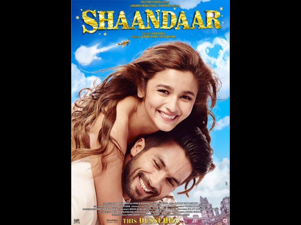 Shaandaar Movie Review: