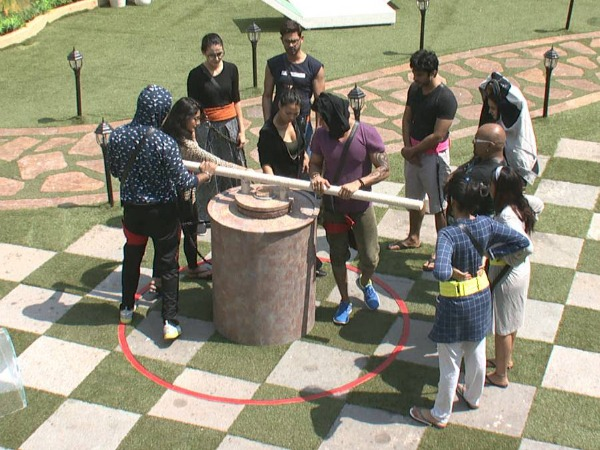 Bigg Boss 9 Double Trouble: Lagaan Task Causes Back-To-Back Fights!