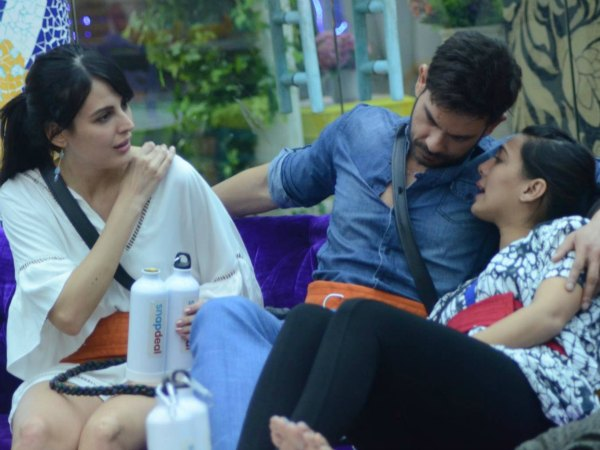 Bigg Boss 9: Is Rochelle Rao Being Over Protective Towards Her Boyfriend Keith Sequeira?
