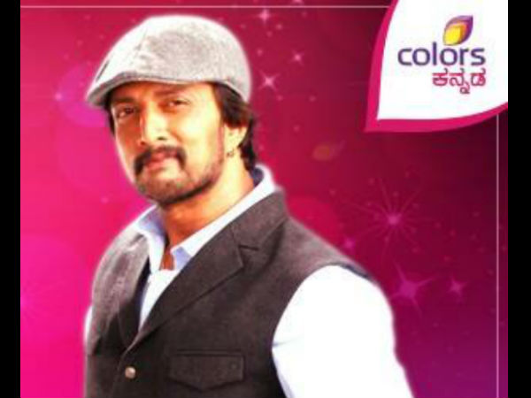 15 Contestants With Sudeep