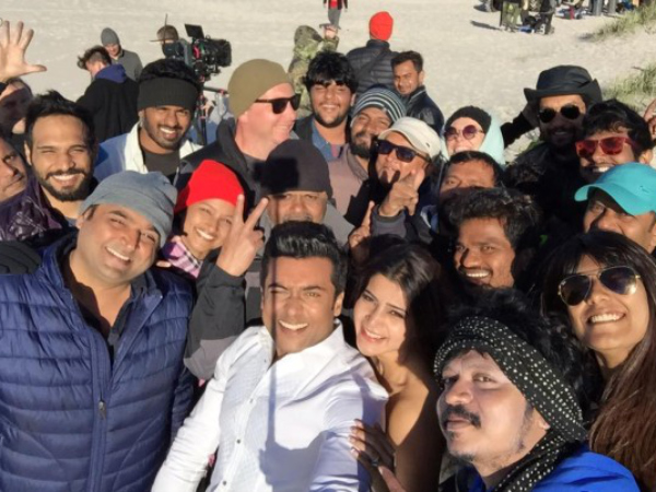 Suriya's '24' Latest Updates: Team Shoots At Pune Cricket Stadium, Film To Be Completed By November