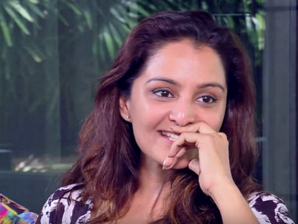 I Was Not Suppressed: Manju Warrier