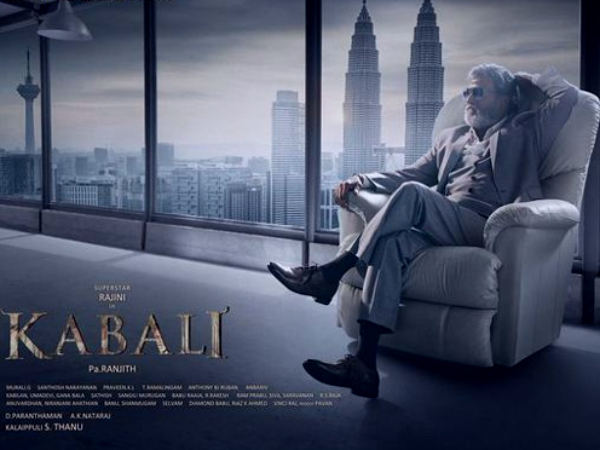 Rajinikanth's Kabali Will Have A Heroic Fire Sequence In The Flashback Portion With 200 Extras!