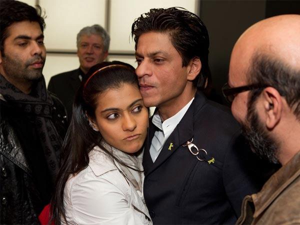Beautiful! Shahrukh Khan Tells Why He Loves Kajol So Much ...