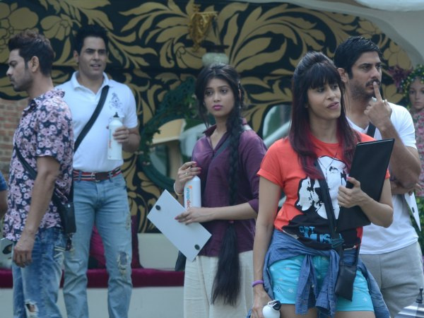 Bigg Boss 9 House Turns Into A Battleground!