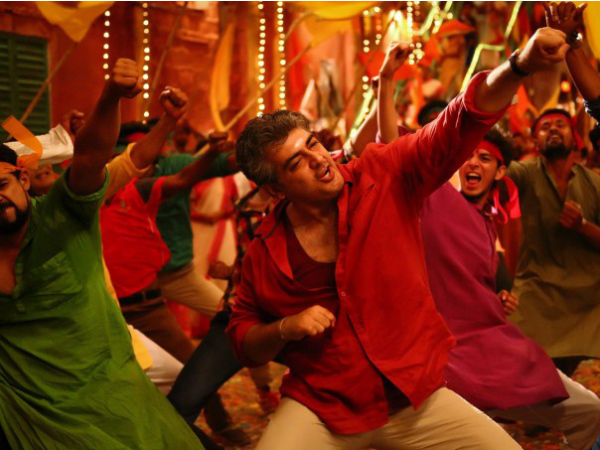 Thala Ajith's 'Veera Vinayaka' Song Teaser: A Glimpse Of The Grandeur In Store!