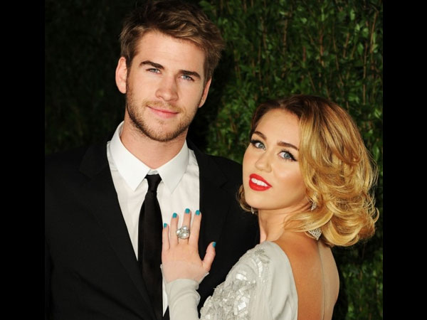 Liam Hemsworth Not Over Miley Cyrus Yet?