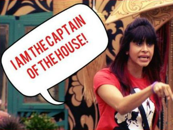 Kishwer Shouts, 'She Is The Captain Of The House'